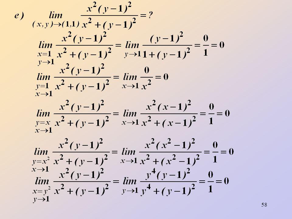 4. Aşağıda verilen fonksiyonların harmonik olup olmadıklarını bulunuz.
