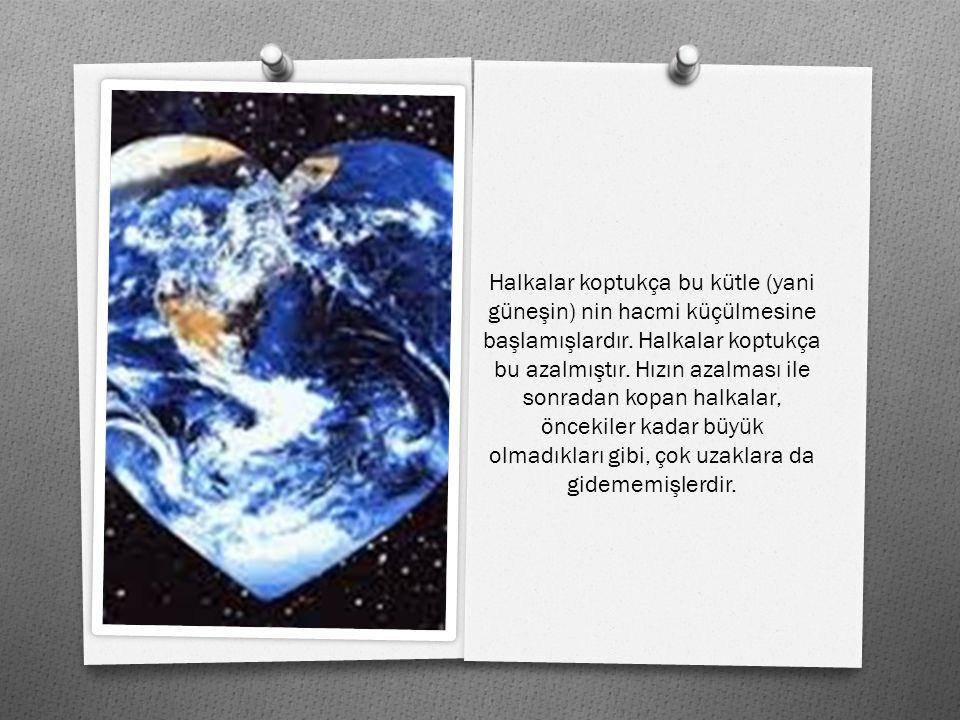 CEVAPLAR O Dünya'nın şekli ayın şekli gibi küreye benzer.