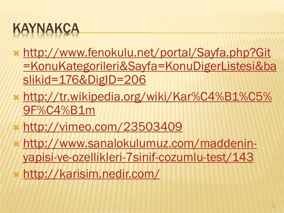  http://www.fenokulu.net/portal/Sayfa.php?Git =KonuKategorileri&Sayfa=KonuDigerListesi&ba slikid=176&DigID=206 http://www.fenokulu.net/portal/Sayfa.p