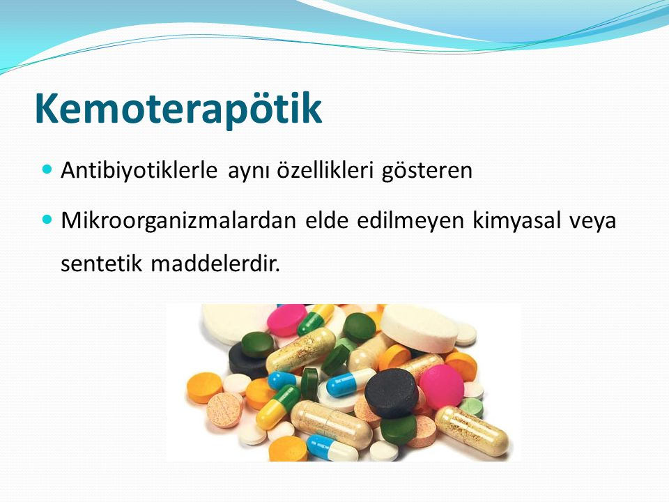 Antibiyotik Tedavisinin Sonlandırılması İnfeksiyon tedavi edildiğinde Mikrobiyolojik inceleme sonuçları negatif ve infeksiyon olası değilse İnfeksiyon tanısından uzaklaşılmışsa