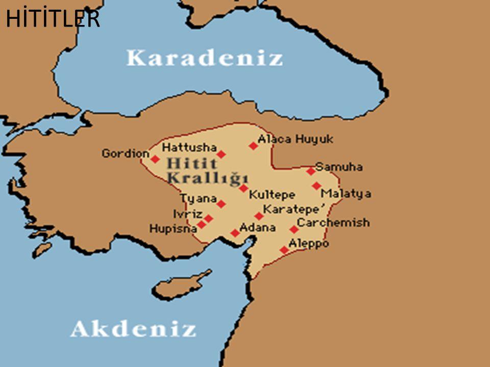 Hititler bir Hint-Avrupa kavmidir.Hititler İç Anadolu Bölgesi'nde uygarlık kurmuşlardır.