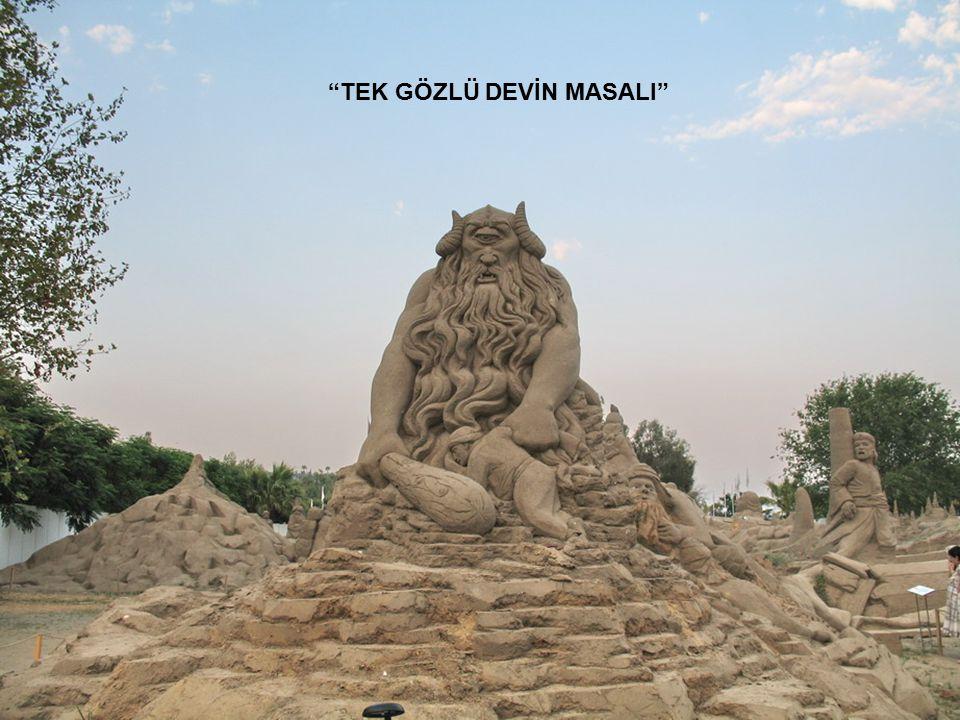 """""""TEK GÖZLÜ DEVİN MASALI"""""""