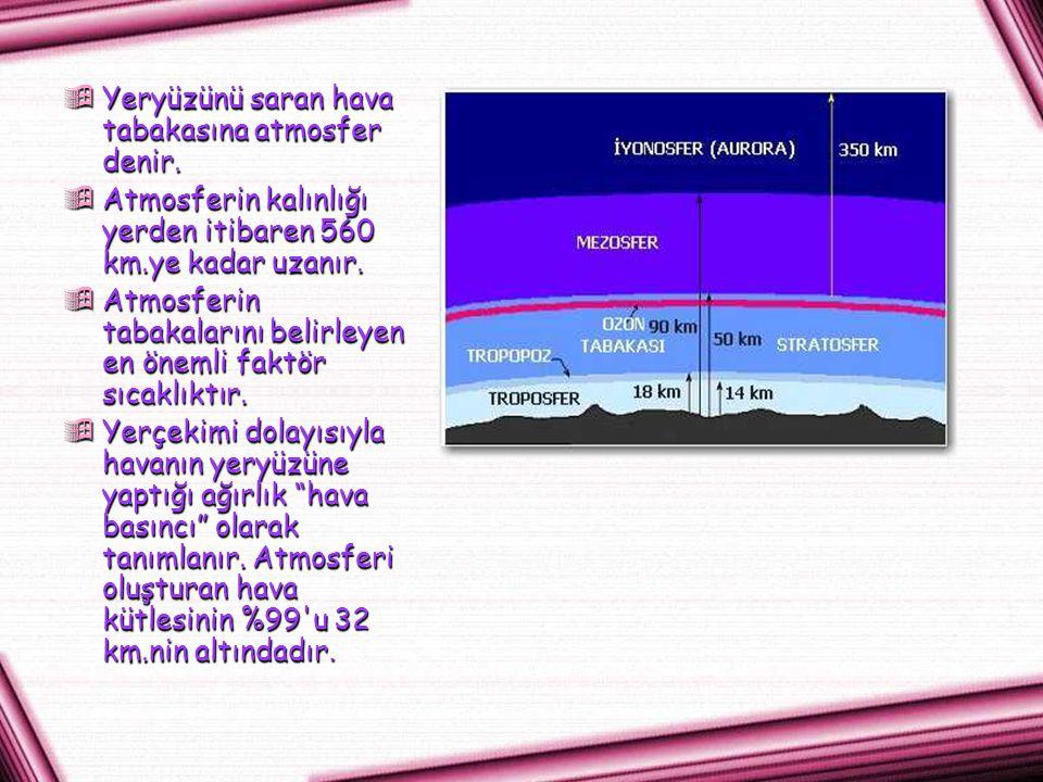 Erzurum'un Ankara'dan soğuk olması ? Yükselti