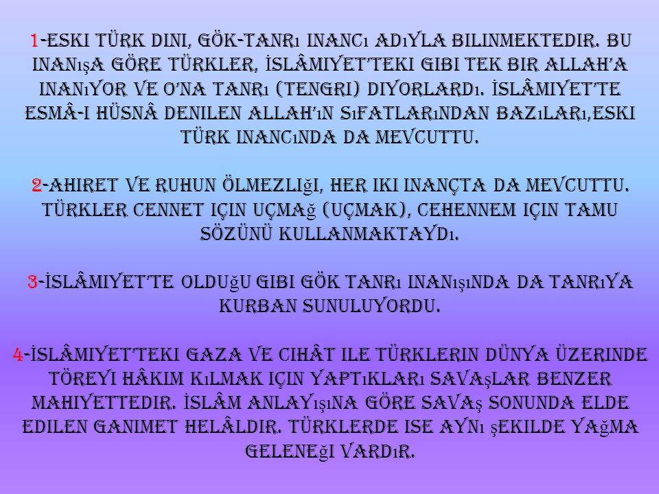 islamiyet ve türkler resimleri