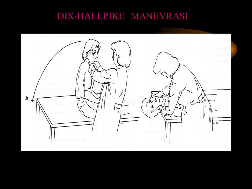 DIX-HALLPIKE MANEVRASI
