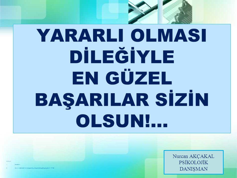 YARARLI OLMASI DİLEĞİYLE EN GÜZEL BAŞARILAR SİZİN OLSUN!... KAYNAK: 1.Havza RAM 2.http://www.radikal.com.tr/turkiye/ygs_birincisi_irmak_oziskender_ada