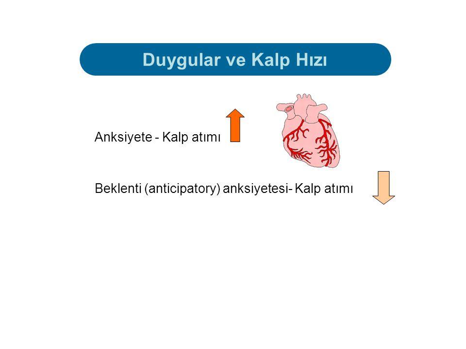 Kekemelerde otnom sinir sisteminde beklenti anksiyetesi nedeniyle otonom sinir sisteminin hem sempatik hem parasempatik kısmı birlikte aktive olur (Freezing Theory) (Alm 2004).
