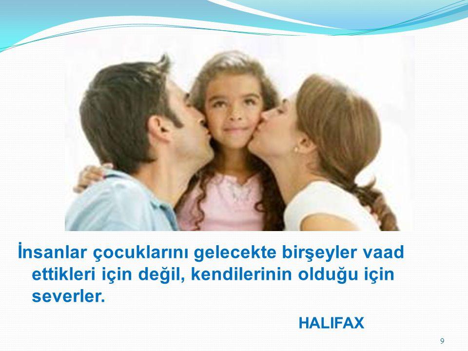 Türk toplumunun, aile içinde anne-babaya vermiş olduğu rol çok önemli ve değerlidir.