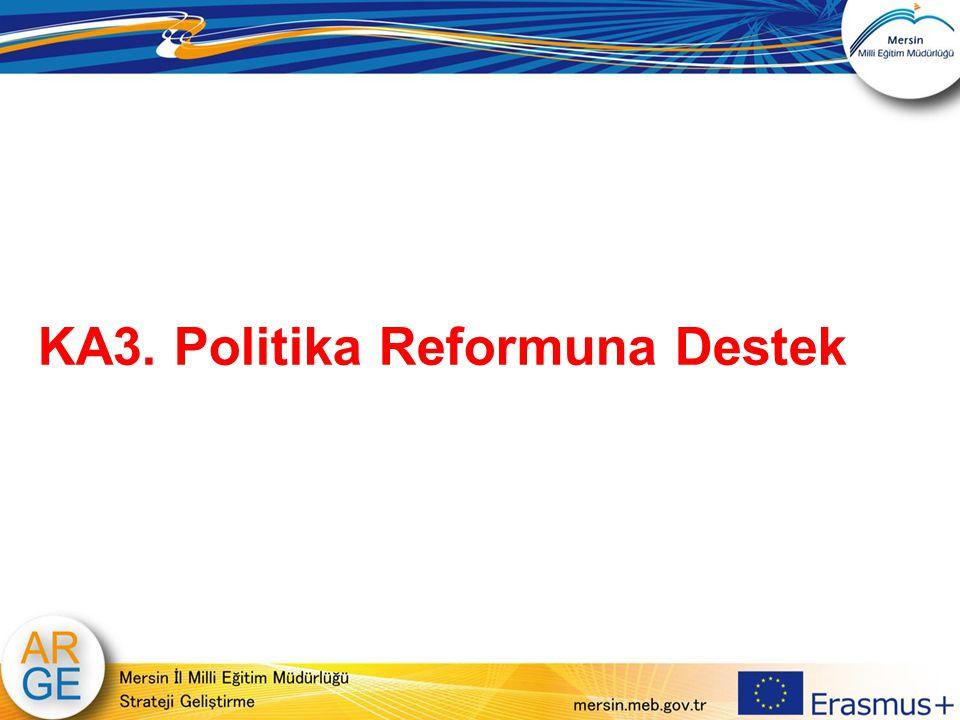 KA3. Politika Reformuna Destek