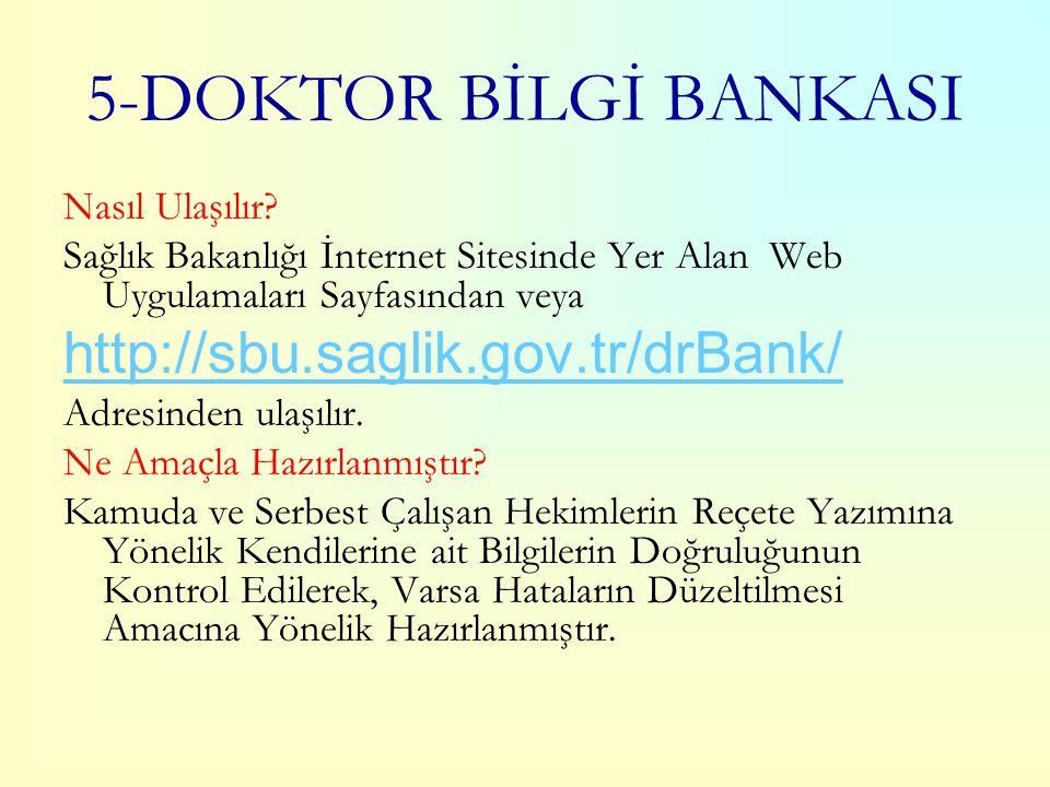 3-Personel Gizli Sicil Sorgulama. Nasıl Ulaşılır? http://www.yenipbs.saglik.gov.tr/ Adresinde Oluşturulan Kullanıcı Adı ve Şifreden Sonra; Gizli Sicil