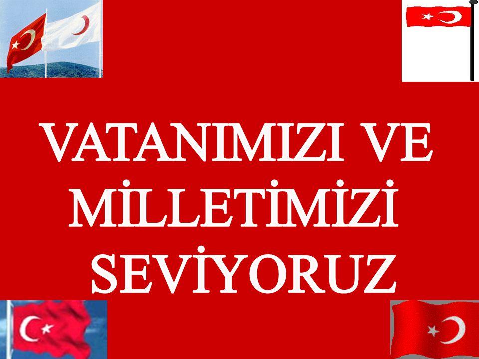Cumhuriyetimizin kurucusu Atatürk, Türkiye Cumhuriyeti yalnız iki şeye güvenir.