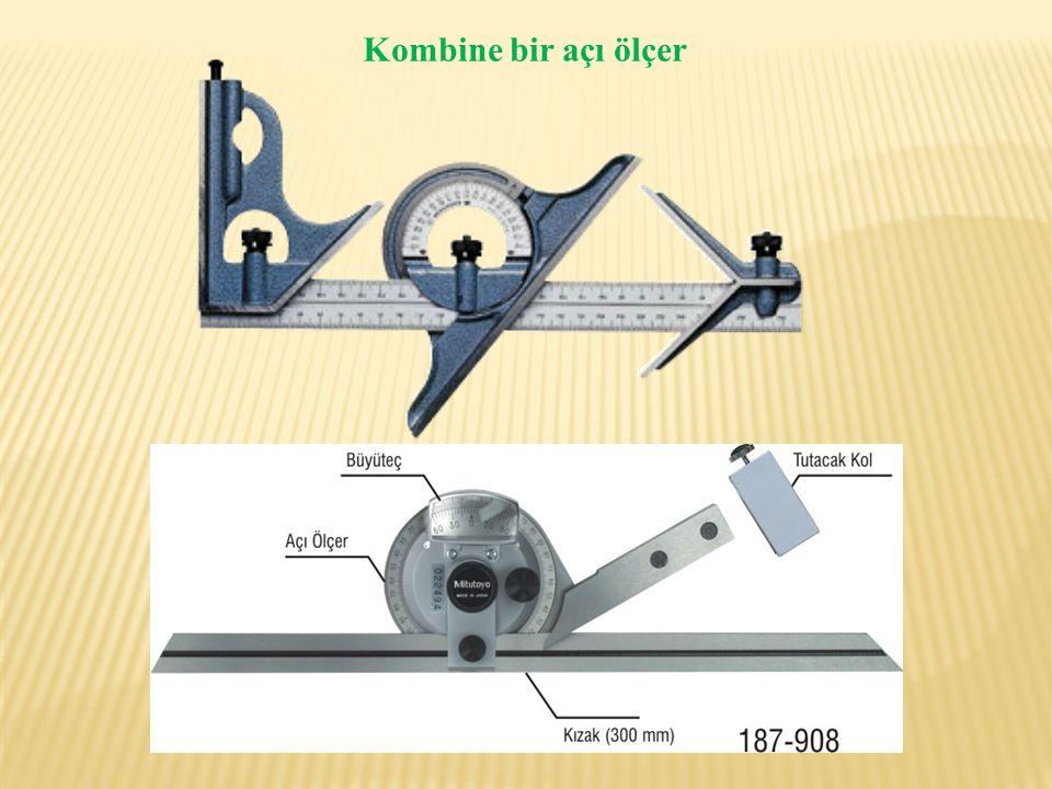 Endikatörler :  Endikatörler de komparatörler gibi mekanik ölçü ve kontrol aletlerindendir.