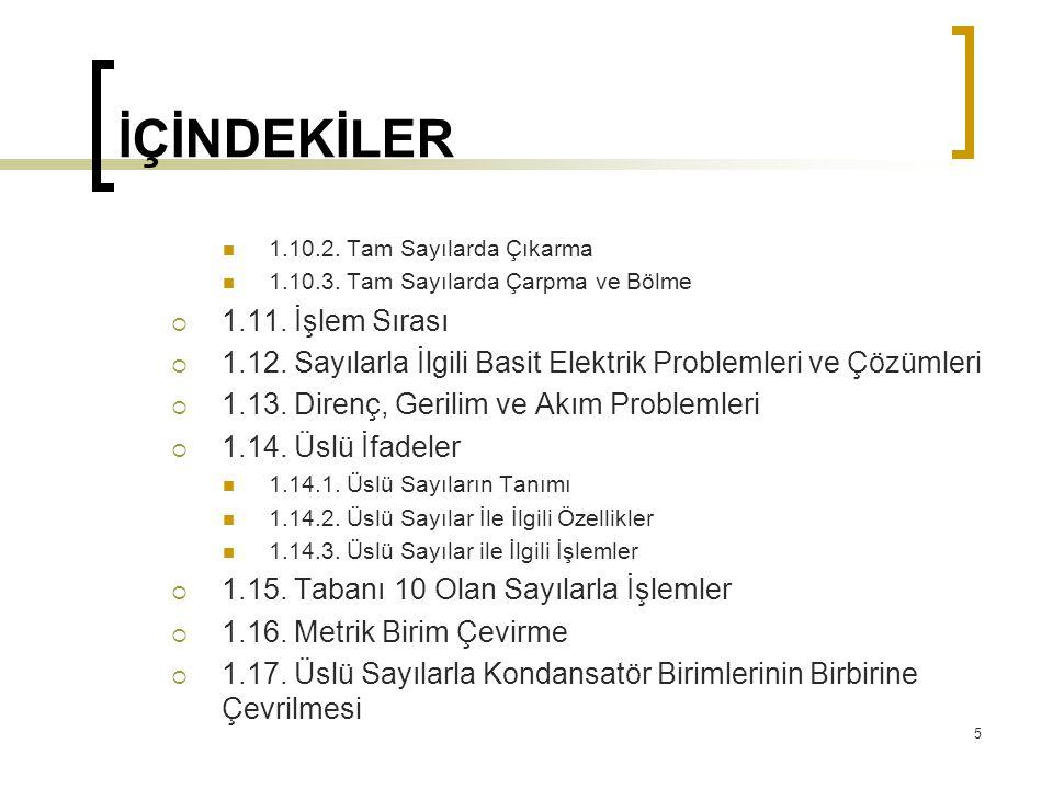 1. SAYILAR 86