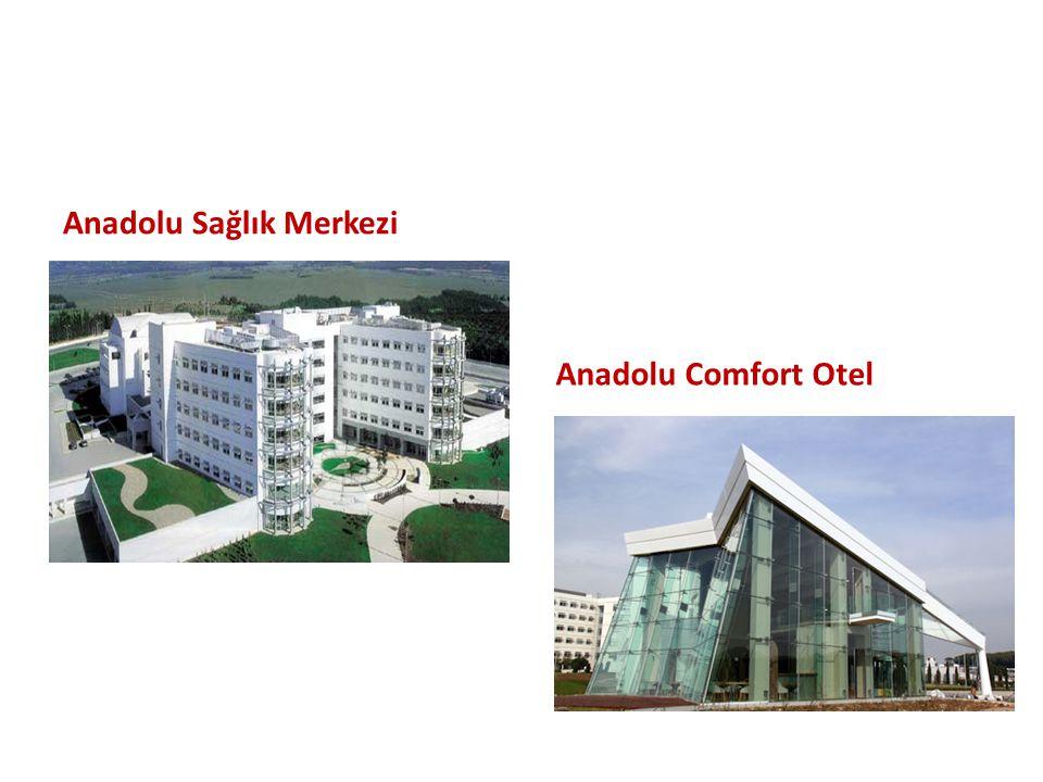 Anadolu Sağlık Merkezi Anadolu Comfort Otel