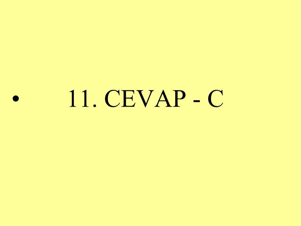 11. CEVAP - C