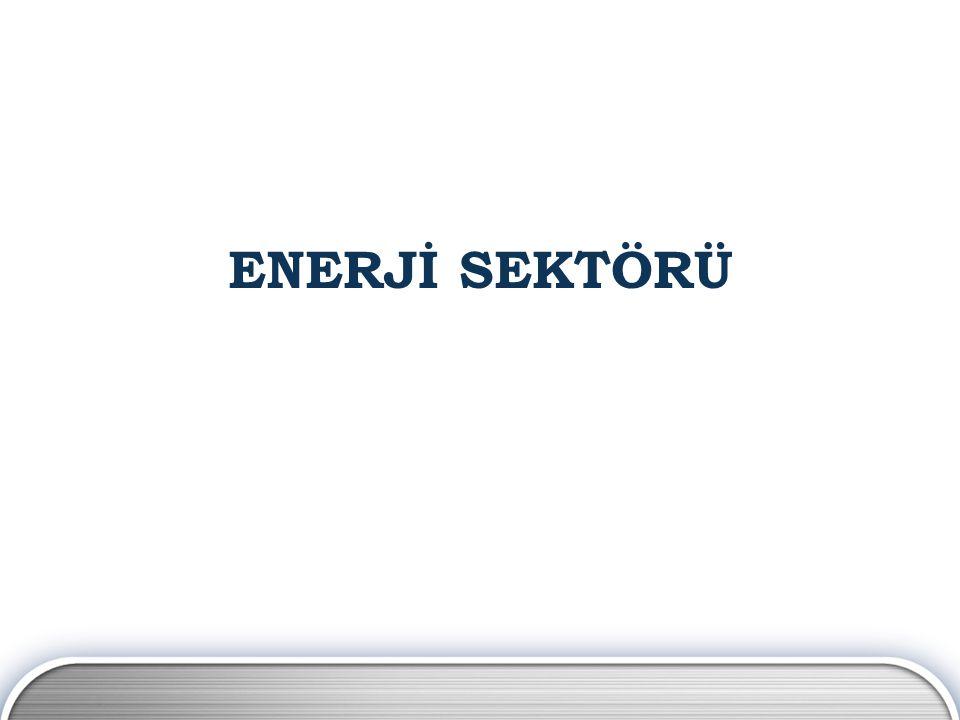 ENERJİ SEKTÖRÜ