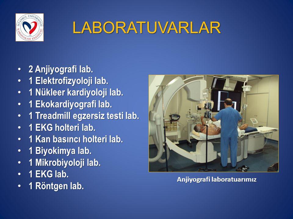 LABORATUVARLAR 2 Anjiyografi lab.2 Anjiyografi lab.