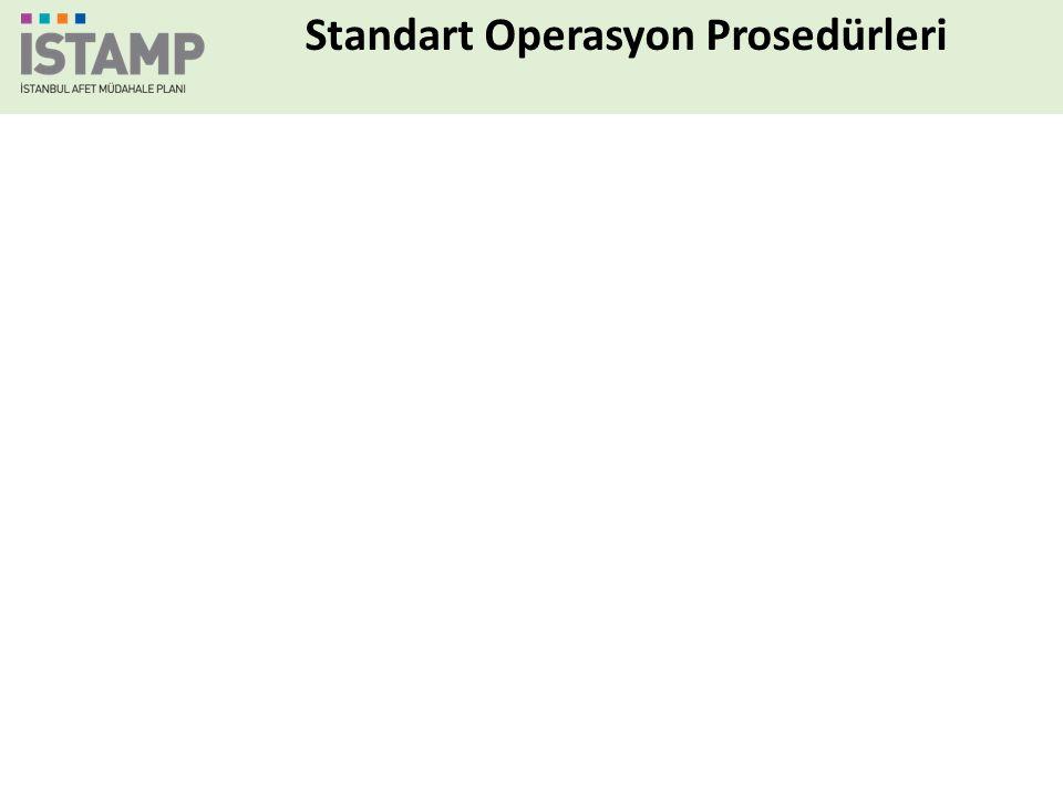 Standart Operasyon Prosedürleri