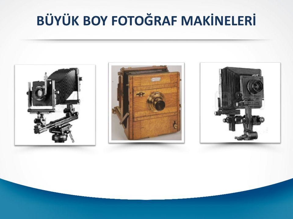 BÜYÜK BOY FOTOĞRAF MAKİNELERİ