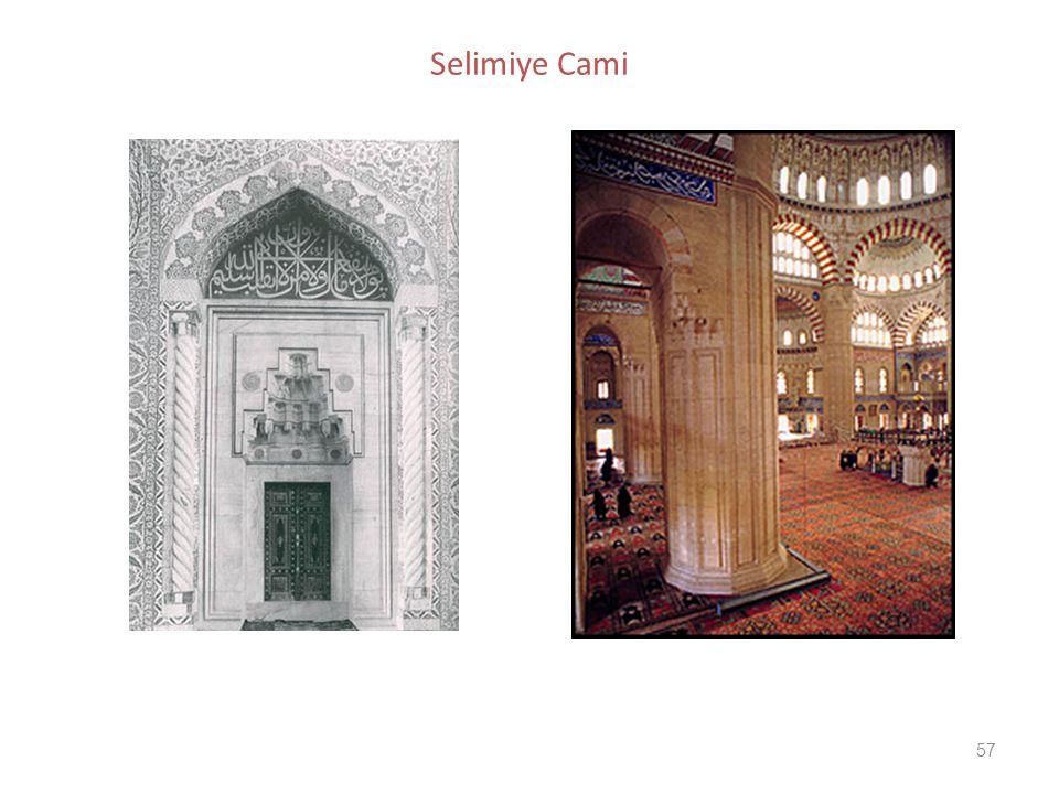 57 Selimiye Cami