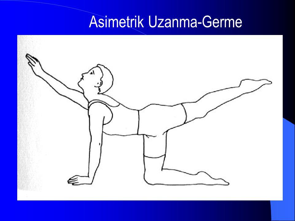 Asimetrik Uzanma-Germe