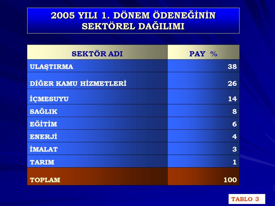 2005 YILI 1.