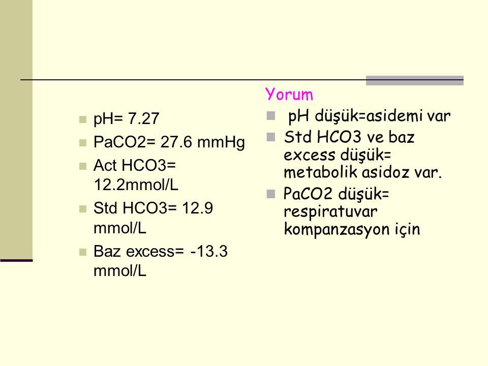 Örnek Olgu 4 33 yaşında insülin bağımlı DM erkek hasta.