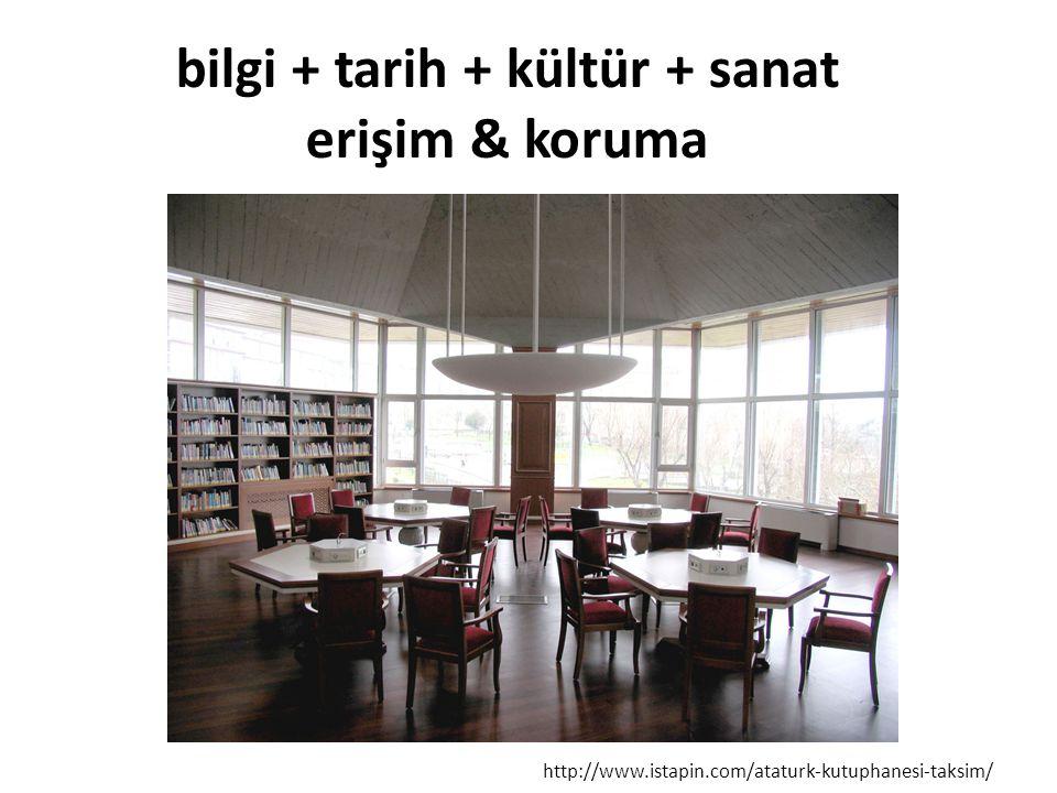 bilgi + tarih + kültür + sanat erişim & koruma http://www.istapin.com/ataturk-kutuphanesi-taksim/