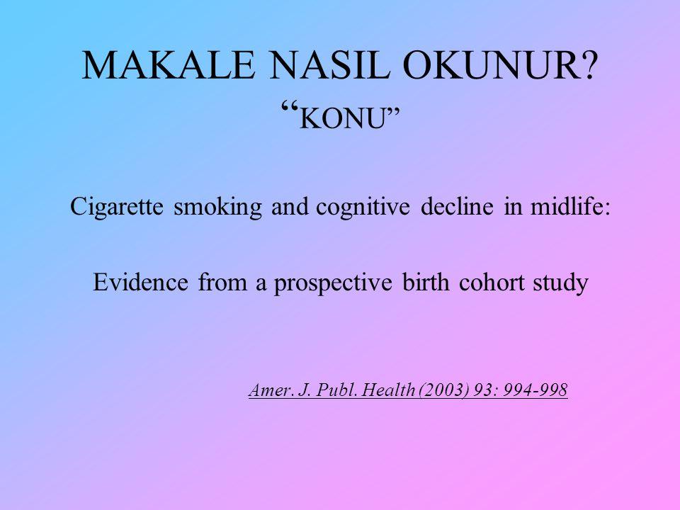 Bütünü parçalayarak yayın yapma salamizasyon Metastatik akciğer kanseri olan 27 hastanın –Demografik özellikleri –Primer tümör tanıları –Metastaz sayıları –Uygulanan ameliyat türleri –Sağkalım oranları