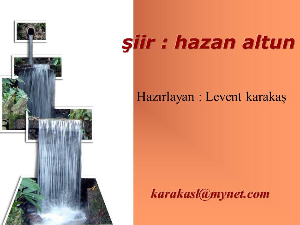 Hazan Altun 16.05.2009 İSTANBUL