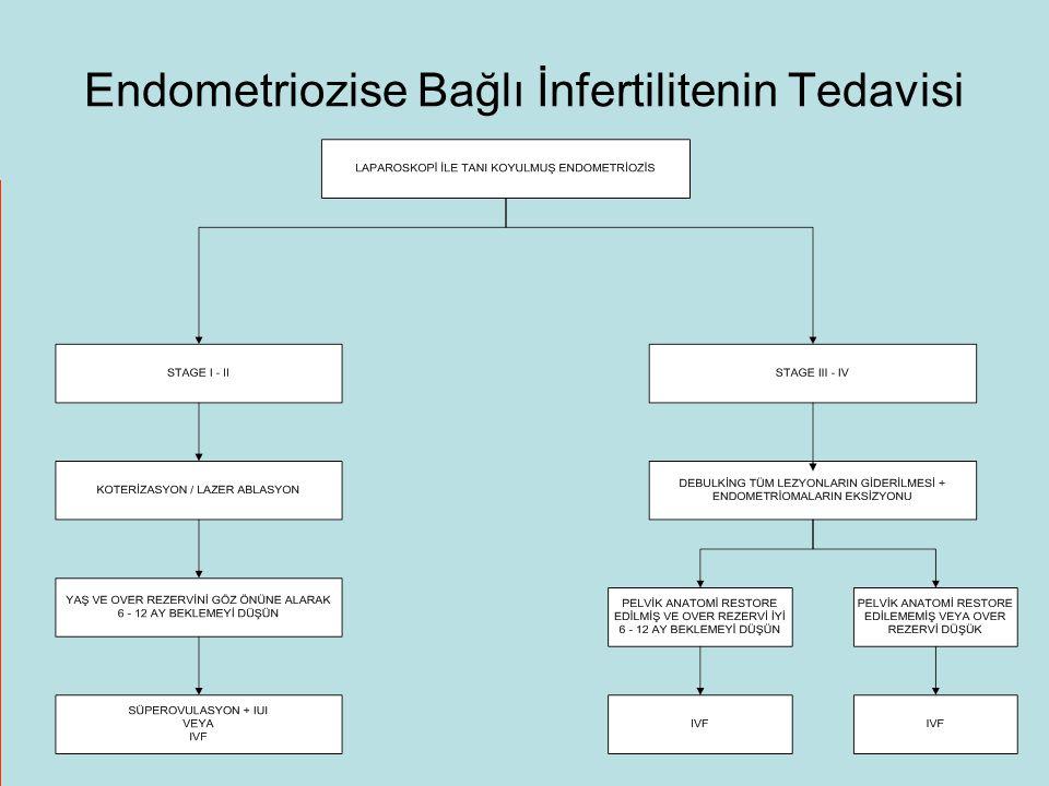 Endometriozise Bağlı İnfertilitenin Tedavisi