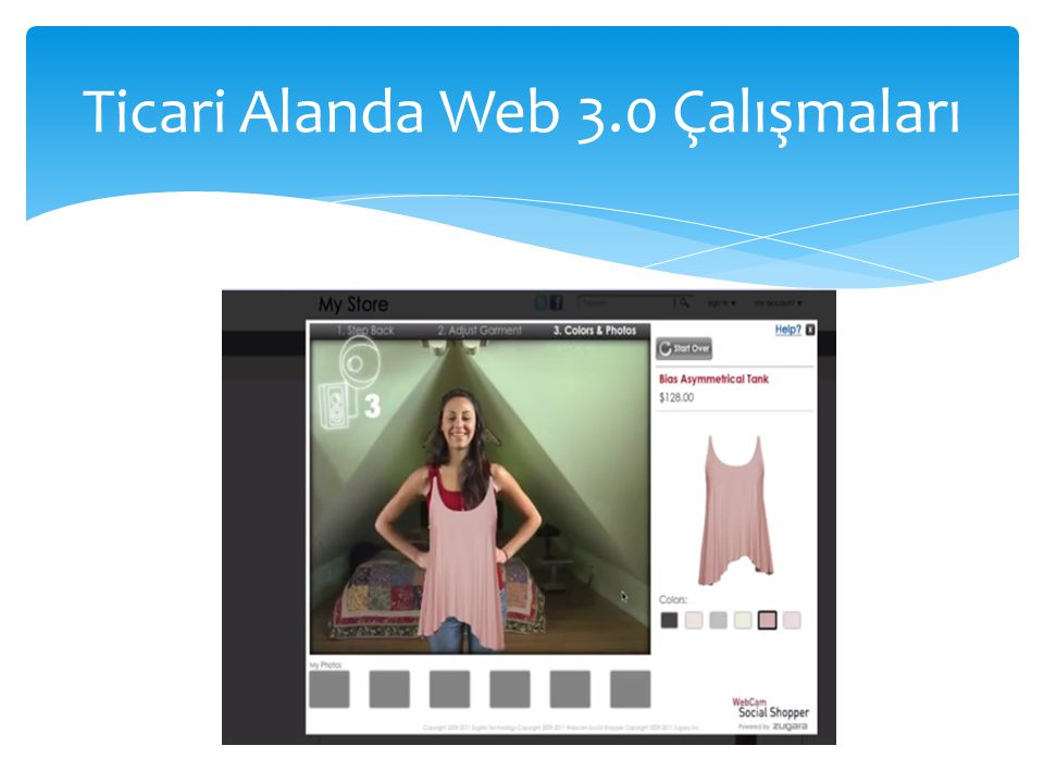 Ticari Alanda Web 3.0 Çalışmaları