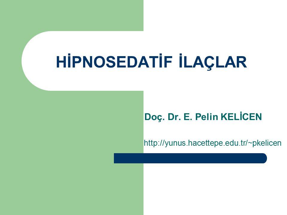 22 HİPNOSEDATİF İLAÇLAR Hipnosedatif ilaçların farkları-2 – BDZ'in etki gösterebilmeleri için ortamda mutlaka GABA bulunmalıdır.