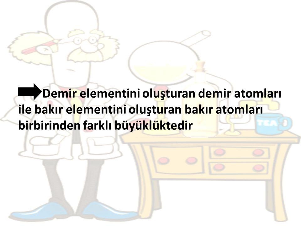 Bileşik Çeşitleri : 1- Moleküler Yapıdaki Bileşikler : Bileşikler iki ya da daha fazla atomdan oluşan moleküllerden oluşmuşsa böyle bileşiklere moleküler yapılı bileşikler denir.