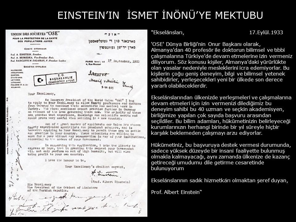 A Albert Einstein 14 Mart 1879 günü Württemberg, Ulm'da (Almanya) doğdu. 18 nisan 1955 günü New Jersey Princeton'da (ABD) Kalp yetmezliğinden vefat et