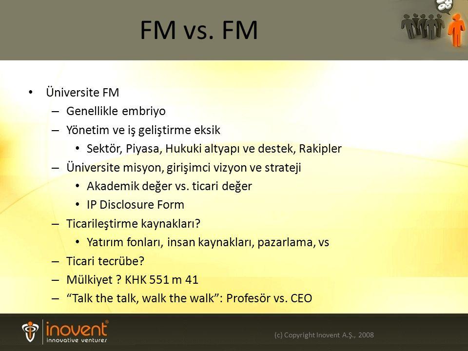 FM vs.