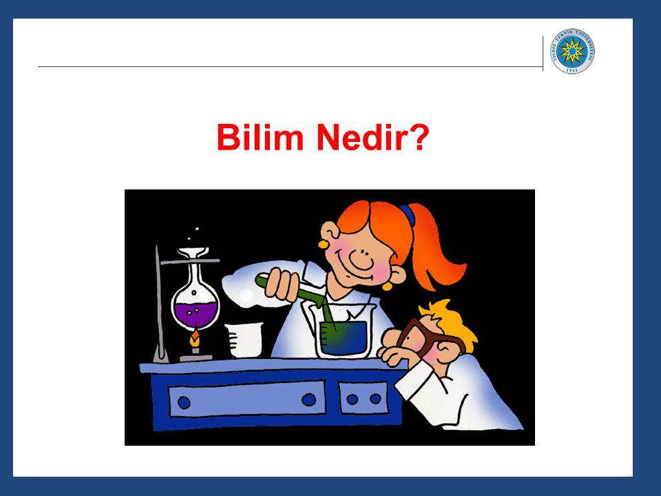 Bilim Nedir?