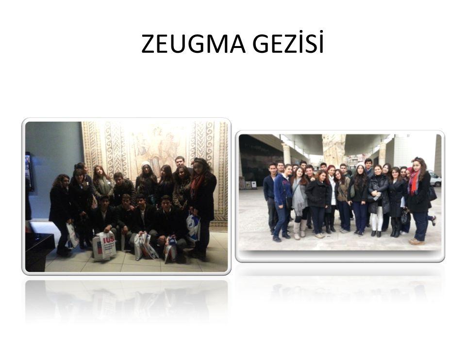 ZEUGMA GEZİSİ