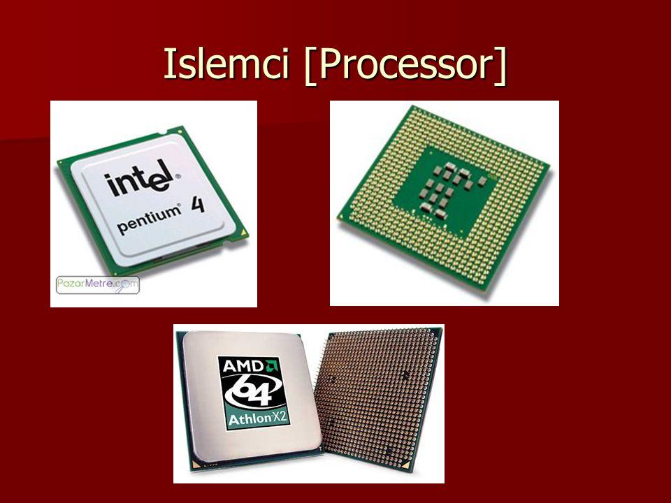 Islemci [Processor]
