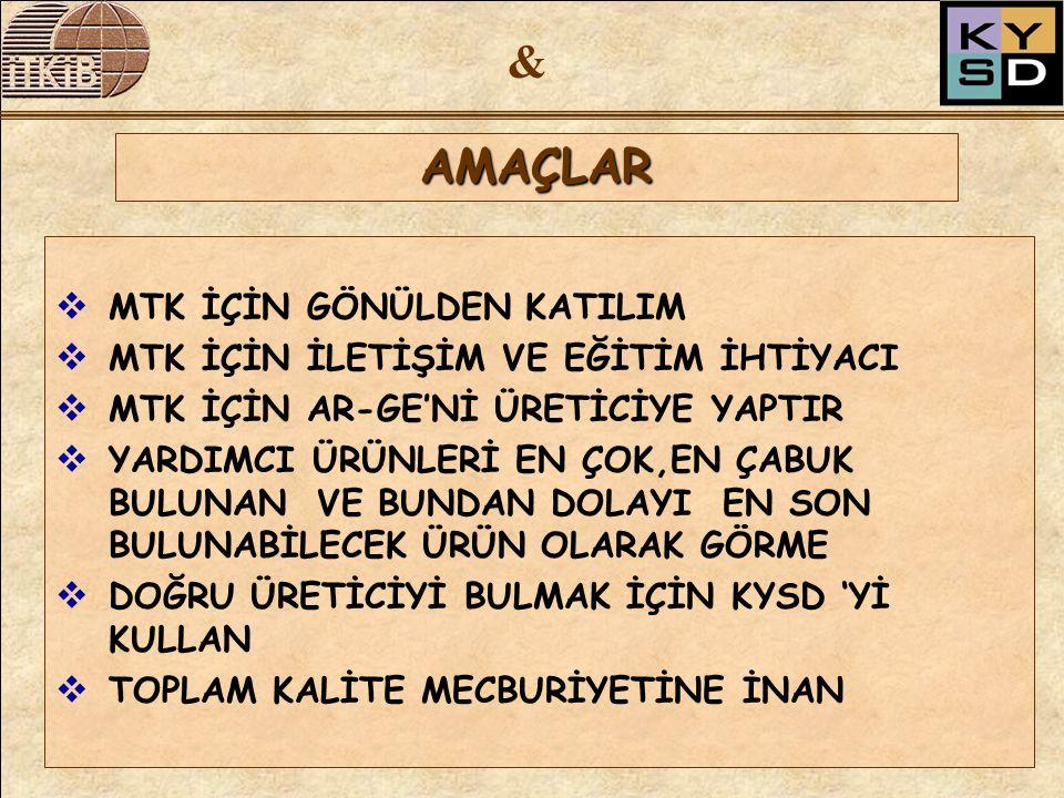 & TEŞEKKÜRLER KYSD EĞİTİM KOMİSYONU