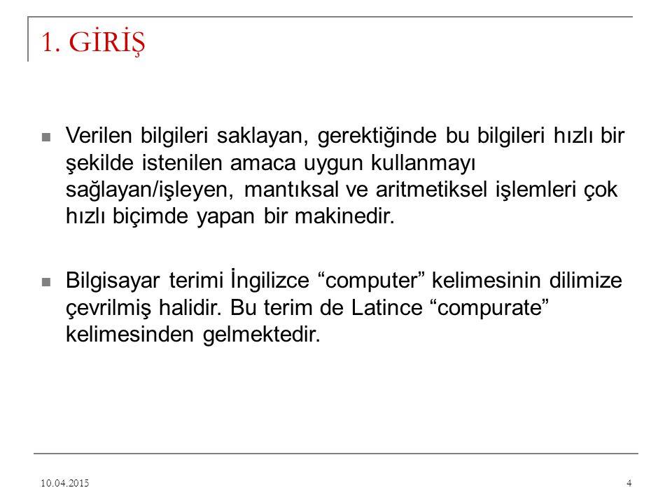 5.AKIŞ DİYAGRAMLARI 75 3.