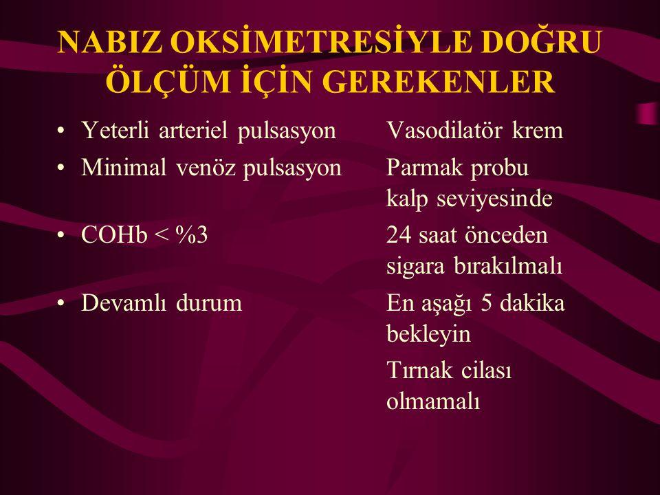 Pa C0 2 > 45 ve pH 45 ve pH > 7,35  Kompanse respiratuar asidoz PaC0 2 7,45  Respiratuvar alkaloz PaC0 2 <35 ve pH <7,45  Kompanse respiratuvar alkaloz