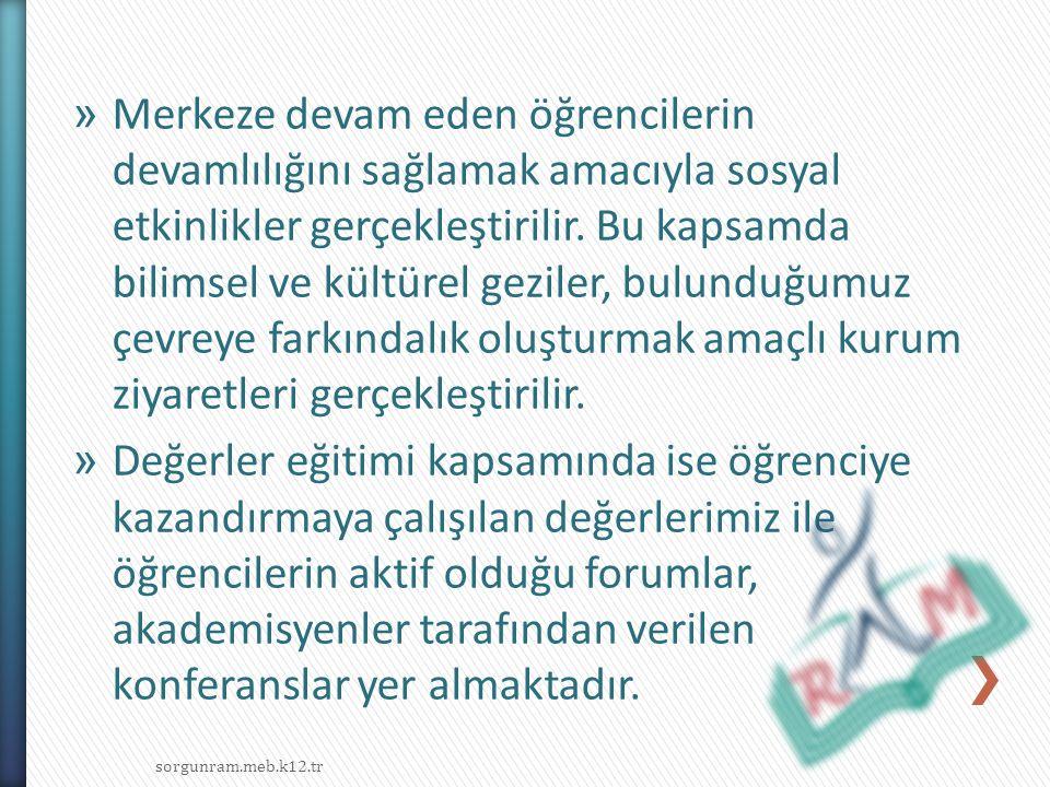  Yozgat Fatma Temel Turhan Bilim ve Sanat Merkezine 2015-2016 öğretim yılında kayıt olacak öğrencilerin seçimi, içinde bulunduğumuz öğretim yılında 2,3,4.