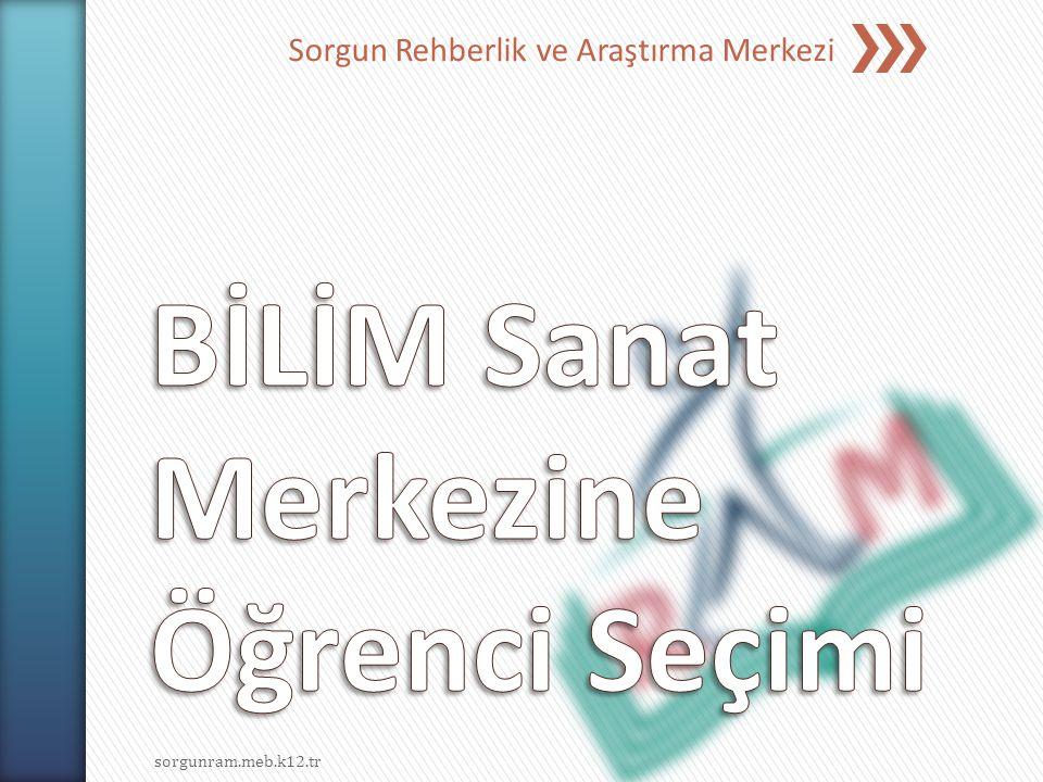 Sorgun Rehberlik ve Araştırma Merkezi sorgunram.meb.k12.tr