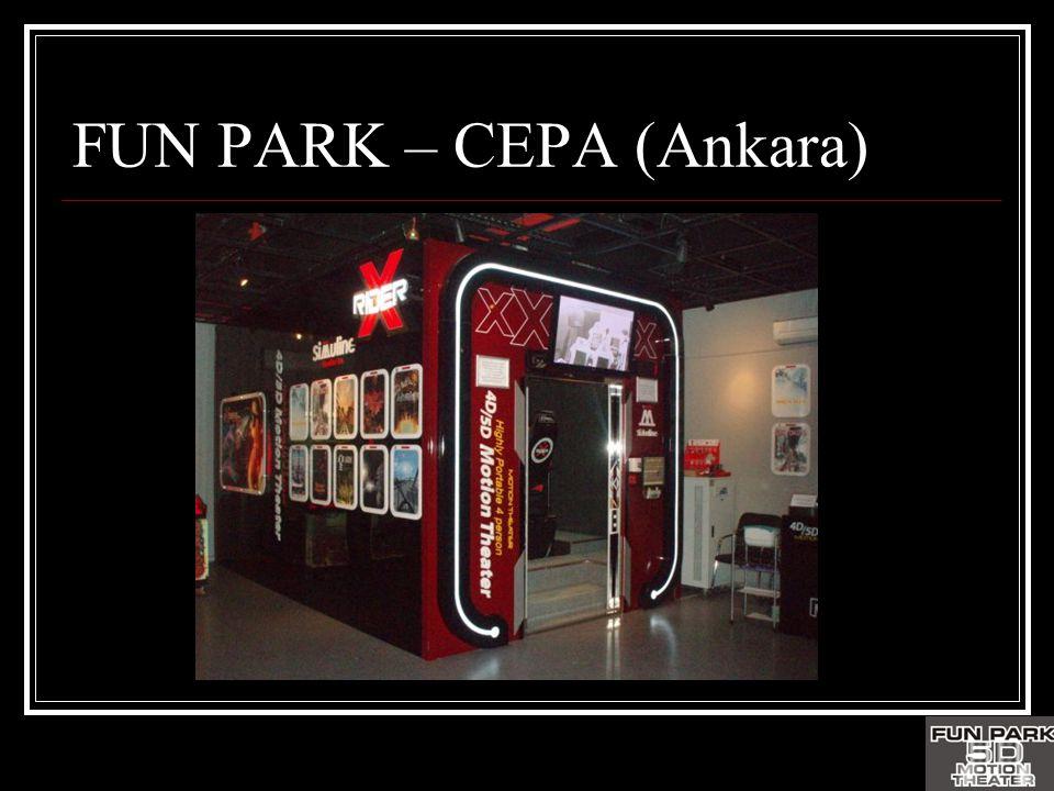 FUN PARK – CEPA (Ankara)