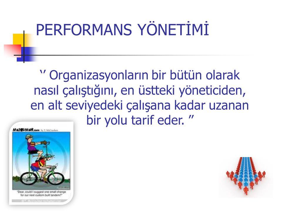 3) 360 DERECE PERFORMANS DEĞERLEME MODELİ: Model aslında çalışanların performansını değerlendirmeye yönelik olsa da çalışanların performansını çok yönlü olarak değerlendirdiği için çok boyutlu performans modelleri arasında yer almaktadır.
