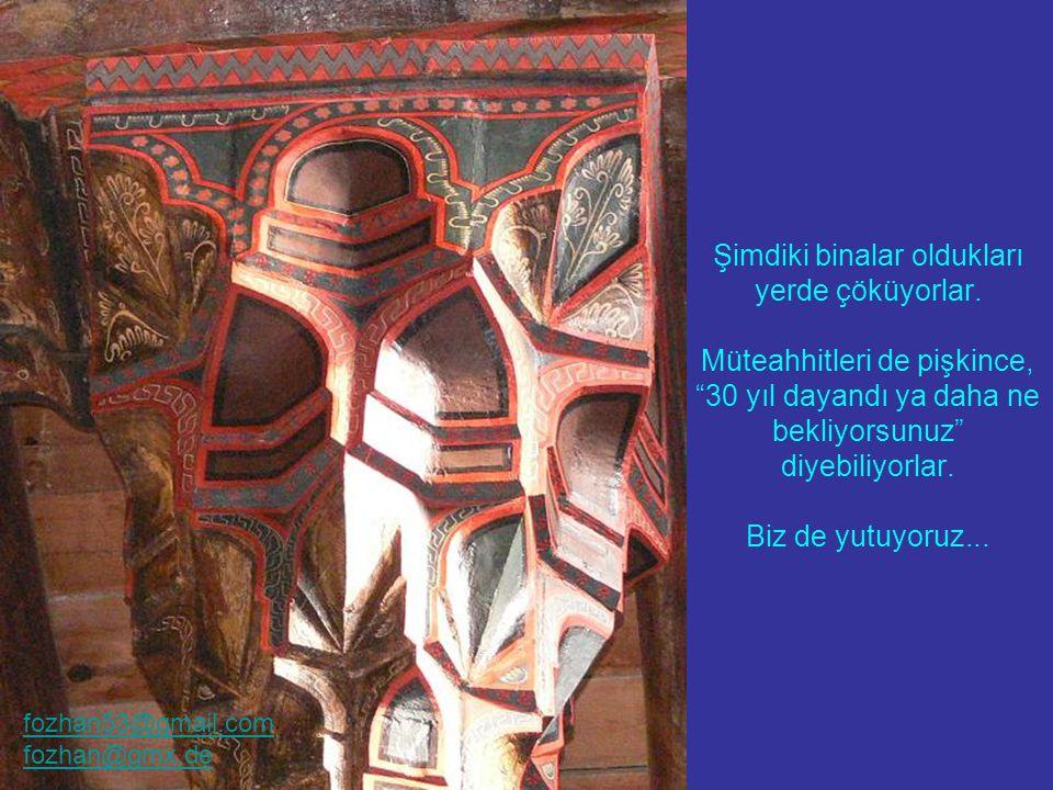 Eşrefoğlu Camii Devamını gidip yerinde keşfetmek umarım Sizlere de büyük haz verecektir.