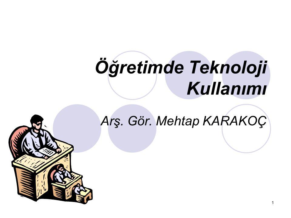 2 Teknoloji Nedir.Bilimin; üretim, hizmet, ulaşım vb.