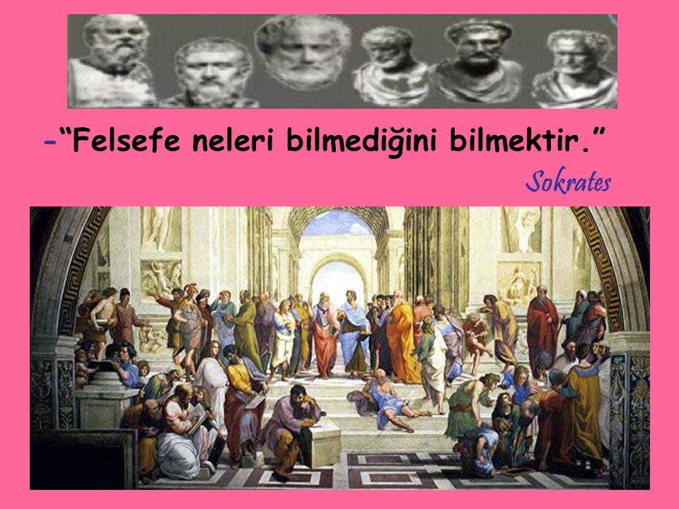 """www.ismailbilgin.com -""""Felsefe neleri bilmediğini bilmektir."""" Sokrates"""