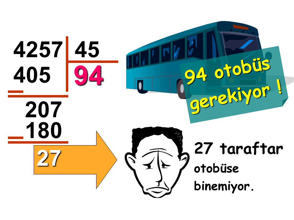 425745 405 207 180 27 94 94 otobüs gerekiyor ! 27 taraftar otobüse binemiyor.